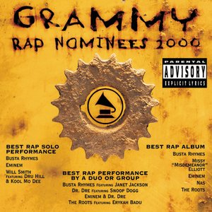Image for 'Grammy Rap Nominees 2000'