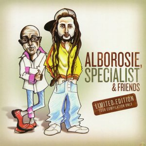 Image for 'Alborosie, Specialist & Friends'