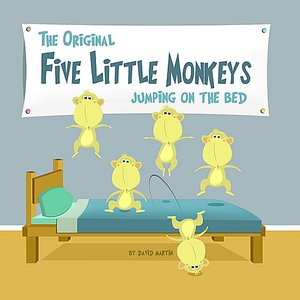 Image for 'The Original Five Little Monkeys'