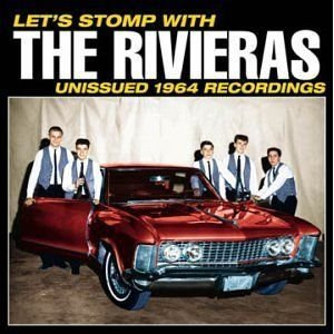 Image for 'Let's Stomp with The Rivieras! Unissued 1964 Recordings'