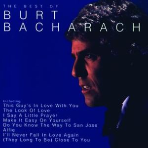 Image for 'The Best Of Burt Bacharach'