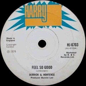 Image for 'FEEL SO GOOD'