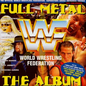 Bild für 'WWF Full Metal: The Album'