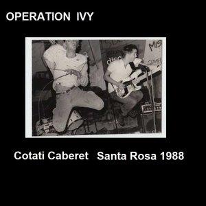 Image for '1988-11-09: Cotati Caberet, Santa Rosa, CA, USA'