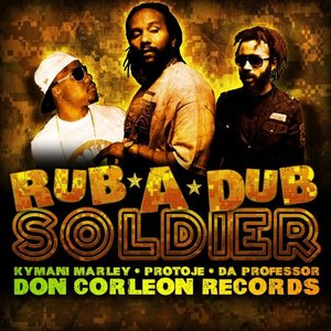 Image for 'Rub-a-Dub Soldier'