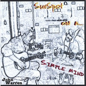 Image for 'SunSpot On A Simple Mind'