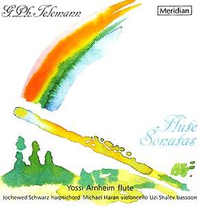 Imagem de 'Telemann: Sonatas for Flute and Continuo'