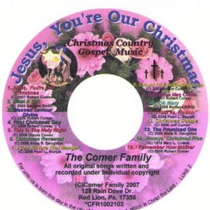 Image for 'Jesus, You're Our Christmas'