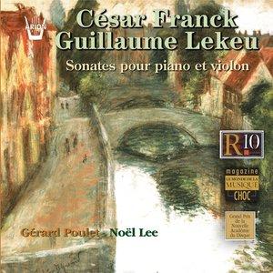 Image for 'Franck  Lekeu : Sonates pour piano et violon'