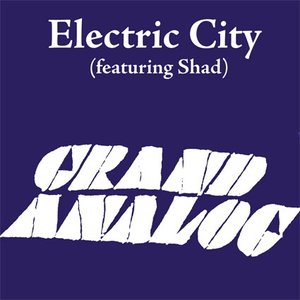 Image for 'Electric City (featuring Shad) - Single'