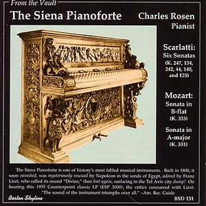 Image for 'The Siena Pianoforte'