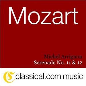 Image for 'Serenade No. 12 in C minor, K. 388 - Menuetto'