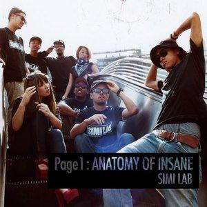 Bild für 'Page 1 : Anatomy OF Insane'