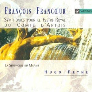 Image for 'Symphonies pour le Festin Royal du Comte d'Artois, Suite in D major: Chaconne'