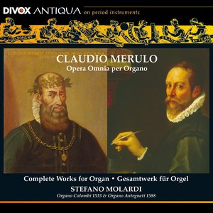Image for 'Merulo: Complete Organ Works'