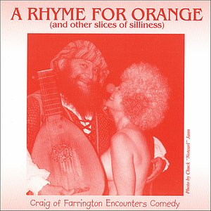 Image for 'A Rhyme for Orange (And Other Slices of Silliness)'