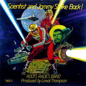 Image pour 'Scientist and Jammy Strike Back!'