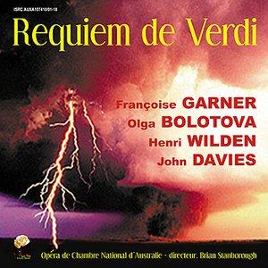 Image for 'Requiem - Live Recording'