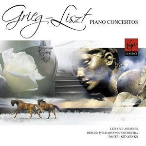 Image for 'Grieg: Piano Concerto/6 Lyric Pieces/Liszt: Piano Concerto 2'