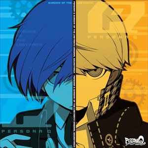 Image for 'PERSONA Q SHADOW OF THE LABYRINTH ORIGINAL SOUNDTRACK'