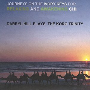 Image for 'Journeys On The Ivory Keys For Relaxing And Awakening Chi'