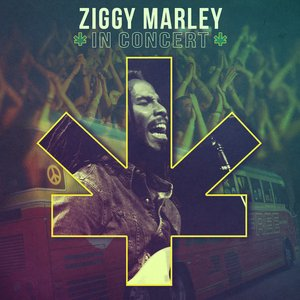 Image for 'Ziggy Marley in Concert'