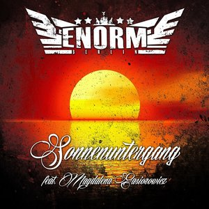 Image for 'Sonnenuntergang (feat. Magdalena Gąsiorowicz)'
