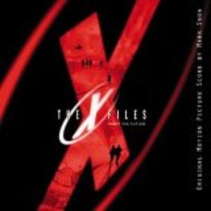 Image pour 'The X-Files The Score'