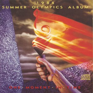 Image pour '1988 Summer Olympics Album  One Moment In Time'