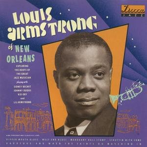 Image for 'Louis Armstrong Of New Orleans'