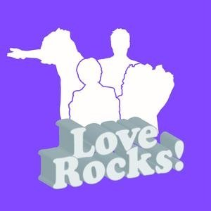 Image for 'Love Rocks'