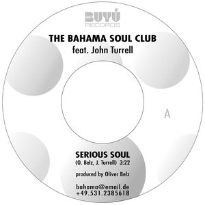 """Image for '""""Serious Soul"""" feat. John Turrell'"""