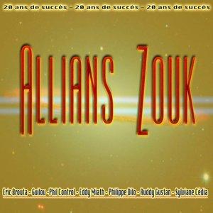 Image for 'Allians zouk (20 ans de succès)'