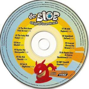 Image for 'de Blob Original Soundtrack'