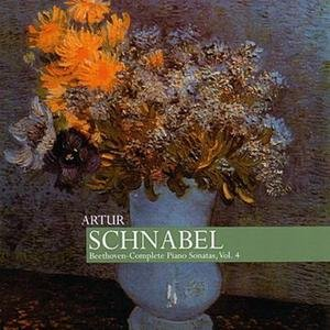 Image for 'Schnabel: Beethoven - Complete Piano Sonatas, Vol. 4'