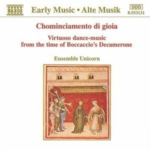 Imagen de 'Chominciamento di goia: Virtuoso Dance-Music From the Time of Boccaccio's Decamerone'