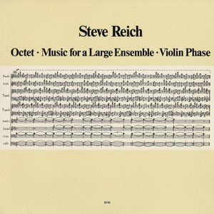 Image for 'Octet / Music for a Large Ensemble / Violin Phase'