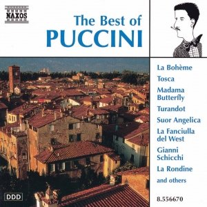Bild für 'PUCCINI (THE BEST OF)'