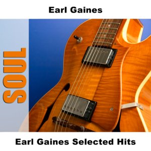 Image for 'Earl Gaines Selected Hits'