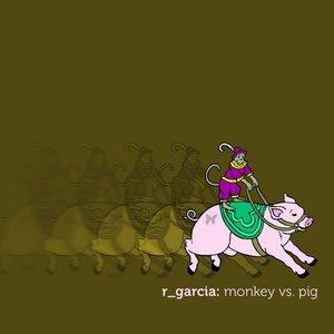Imagem de 'Monkey vs. Pig'