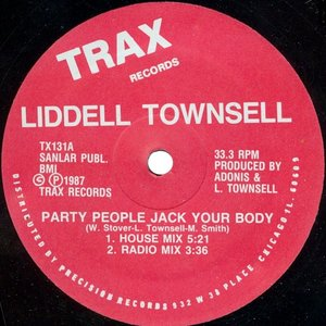 Image for 'Party people Jack your body'