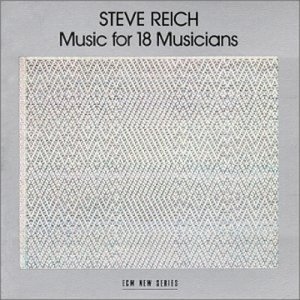 Image for 'Music for 18 Musicians'
