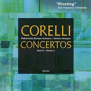 Image for 'Concerto No. 4: I. Adagio-Allegro'