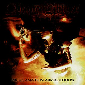 Image for 'Proclamation Armageddon'