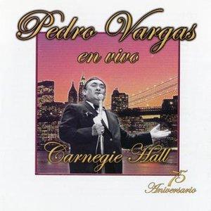 Imagem de 'Pedro Vargas En El Carnegie Hall'