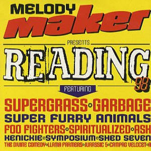 Image for 'Melody Maker: Reading 98'