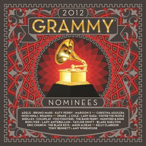 Image for '2012 GRAMMY Nominees'