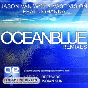 Image for 'Jason van Wyk & Vast Vision feat. Johanna'