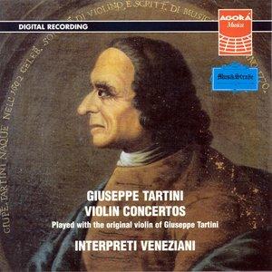 Image for 'Giuseppe Tartini : Violin Concertos'