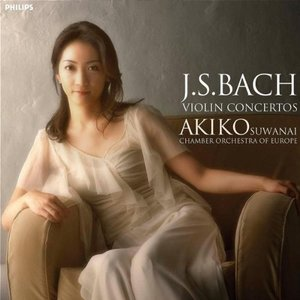 Image for 'Bach Concerti'